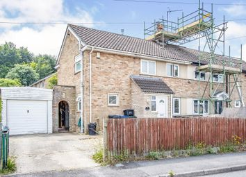 Thumbnail 3 bed semi-detached house for sale in Churchill Avenue, Bulford, Salisbury