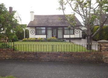 Thumbnail 4 bed bungalow for sale in Rivacre Road, Ellesmere Port, Cheshire