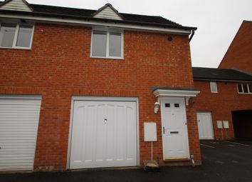 Thumbnail 2 bed detached house to rent in Curlew Drive, Chippenham
