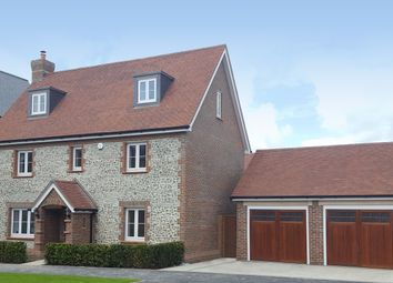Thumbnail 5 bed detached house for sale in The Stapleford, Kilns Gate, Wyvern Way, Burgess Hill
