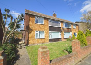 Thumbnail 2 bed maisonette to rent in Chastilian Road, Dartford
