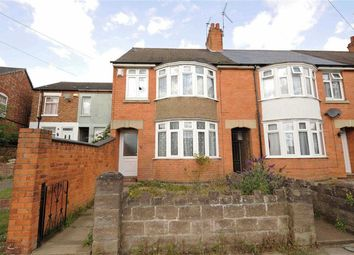Thumbnail 3 bed end terrace house for sale in Gold Street, Wellingborough