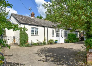 Thumbnail 3 bed detached bungalow for sale in The Street, Wissett, Halesworth