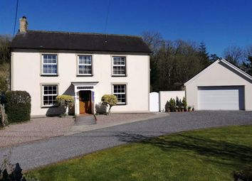 Thumbnail 4 bed detached house for sale in Cynwyl Elfed, Carmarthen