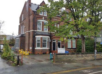 Thumbnail 1 bed flat to rent in Talbot Road, Stretford