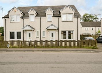 Thumbnail 3 bed semi-detached house for sale in Woodlea Court, Moffat, Dumfries And Galloway
