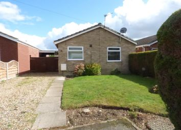 Thumbnail 3 bed detached bungalow for sale in Cawstons Meadow, Poringland