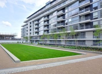Thumbnail 3 bed flat for sale in Granite Apartments, River Gardens Walk, Greenwich, London