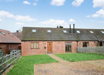 Thumbnail 2 bed barn conversion for sale in White Pump Farm, Ivetsey Bank, Stafford