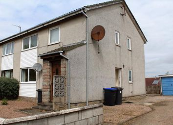 Thumbnail 2 bed flat to rent in Swan Road, Ellon