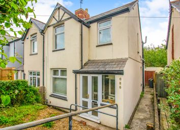 Thumbnail 2 bedroom semi-detached house for sale in Newport Road, Rumney, Cardiff