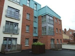 Thumbnail 2 bed flat to rent in Beauchamp House, Greyfriars Road, Coventry, West Midlands