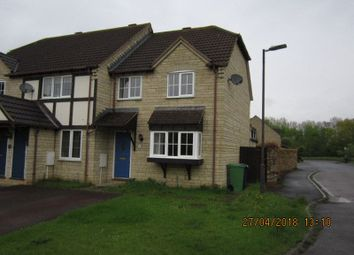 Thumbnail 3 bed terraced house to rent in Harvesters View, Bishops Cleeve, Cheltenham