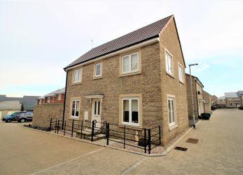 Thumbnail 3 bed detached house for sale in Lower Mill, Ridgeway Farm, Swindon