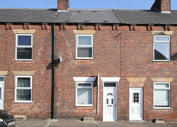 Thumbnail 3 bed terraced house for sale in Peveril Road, Eckington, Sheffield, Derbyshire