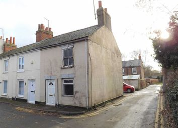 Thumbnail 2 bed end terrace house for sale in Cross Street, Holbeach, Spalding