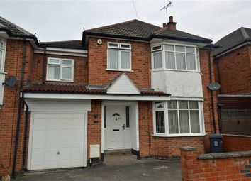 Thumbnail 5 bedroom detached house for sale in Byway Road, Leicester