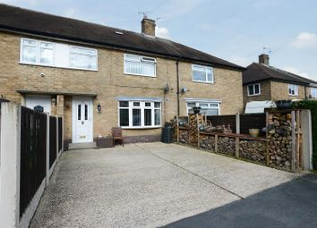 Thumbnail 3 bedroom terraced house for sale in Avebury Close, Clifton, Nottingham