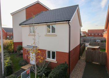 Thumbnail 1 bed flat for sale in St. Michaels Way, Cranbrook, Exeter