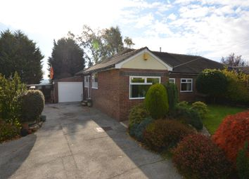 Thumbnail 3 bed semi-detached bungalow for sale in Cumberworth Lane, Upper Cumberworth, Huddersfield