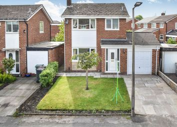 Thumbnail 3 bed detached house for sale in Winchester Road, Radcliffe, Manchester