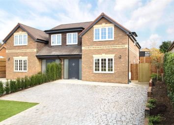 Thumbnail 3 bed semi-detached house for sale in Mount Drive, Park Street, St. Albans, Hertfordshire