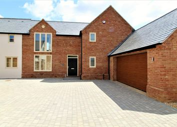 Thumbnail 5 bed semi-detached house for sale in Stoke House Folly, Stoke Road, Stoke Hammond