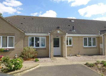 Thumbnail 2 bedroom terraced bungalow for sale in Northfield Close, Ruskington, Sleaford
