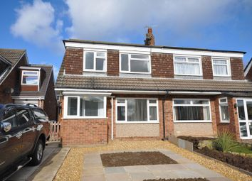 Thumbnail 3 bedroom semi-detached house to rent in Runswick Avenue, Whitby