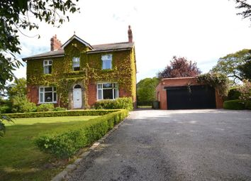 Thumbnail 4 bed detached house for sale in Roecroft House, Southport Road, Ulnes Walton