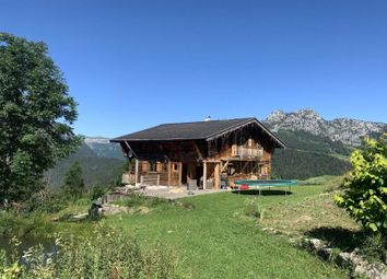 Thumbnail 6 bed equestrian property for sale in Le Grand Bornand, Annecy, Haute Savoie, French Alps, 74450