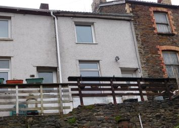 Thumbnail 2 bed terraced house for sale in Commercial Road, Llanhilleth, Abertillery