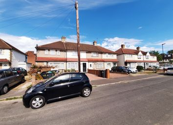 Thumbnail 4 bed semi-detached house for sale in Devonshire Road, Hounslow, Hanworth
