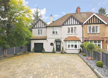 Thumbnail 5 bed semi-detached house for sale in Radlett Park Road, Radlett