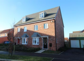 Thumbnail 4 bed town house for sale in Baron Leigh Drive, Westwood Heath Road, Coventry