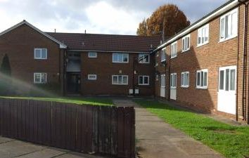 Thumbnail 1 bedroom flat to rent in Fulbeck Road, Netherfields, Middlesbrough