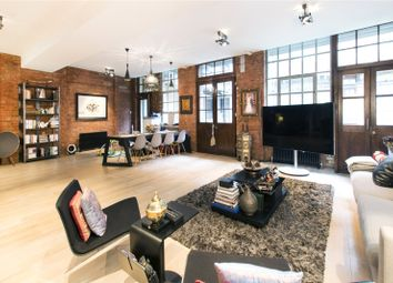 Thumbnail 2 bedroom flat to rent in The Factory, 1 Nile Street, London