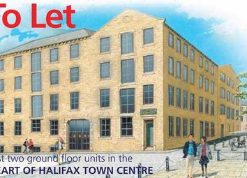Thumbnail Retail premises to let in Halifax Business Centre, The Piece Mill, Horton Street, Halifax