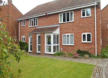 Thumbnail 2 bedroom flat to rent in Coachmans Court. School Lane, Sprowston, Norwich Norfolk