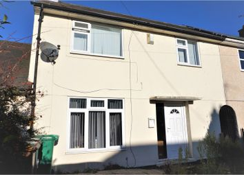 Thumbnail 3 bed terraced house for sale in Mosscroft Avenue, Clifton