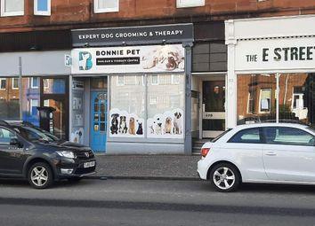Thumbnail Retail premises for sale in Clarkston Road, Glasgow