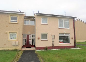 Thumbnail 1 bedroom flat for sale in Tiree Crescent Newmains, Wishaw