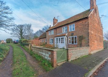 Thumbnail 3 bed semi-detached house for sale in Syderstone, King's Lynn