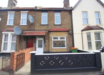 Thumbnail 4 bed terraced house to rent in Field Road, London