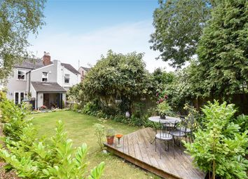 Thumbnail 3 bed semi-detached house for sale in Moorend Crescent, Leckhampton, Cheltenham, Gloucestershire