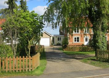 Thumbnail 3 bed semi-detached house for sale in Bells Lane, Hinderclay, Diss, Norfolk