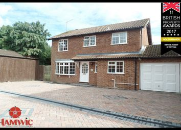 Thumbnail 4 bedroom detached house for sale in Malthouse Gardens, Marchwood
