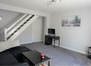 Thumbnail 2 bed terraced house for sale in Woolley Bridge Road, Glossop