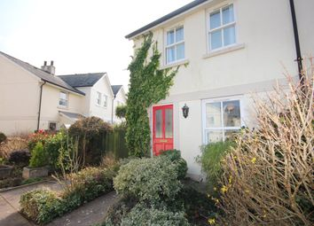 Thumbnail 2 bed terraced house to rent in Reeves Close, Totnes
