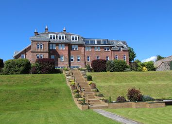 Thumbnail 2 bedroom flat for sale in Hawkhill Road, Rosemarkie, Fortrose